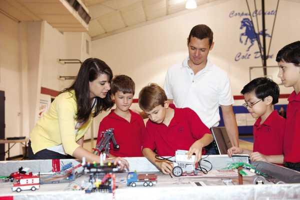 Exxonmobil Supports Stem Education - Houston Chronicle