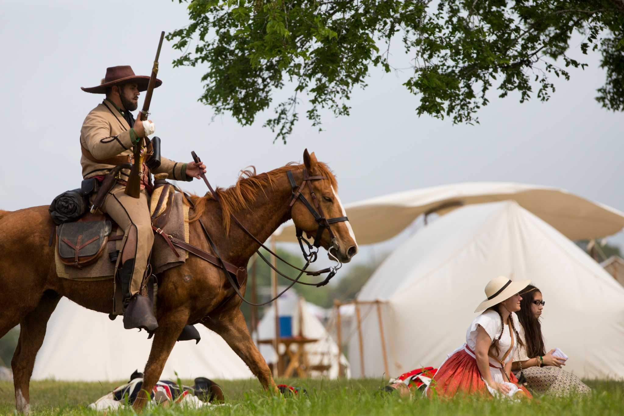 San Jacinto Day Highlights Decisive Battle In Texas