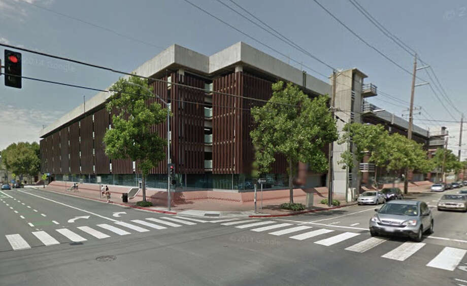 Woman found dead at San Jose State parking garage  SFGate