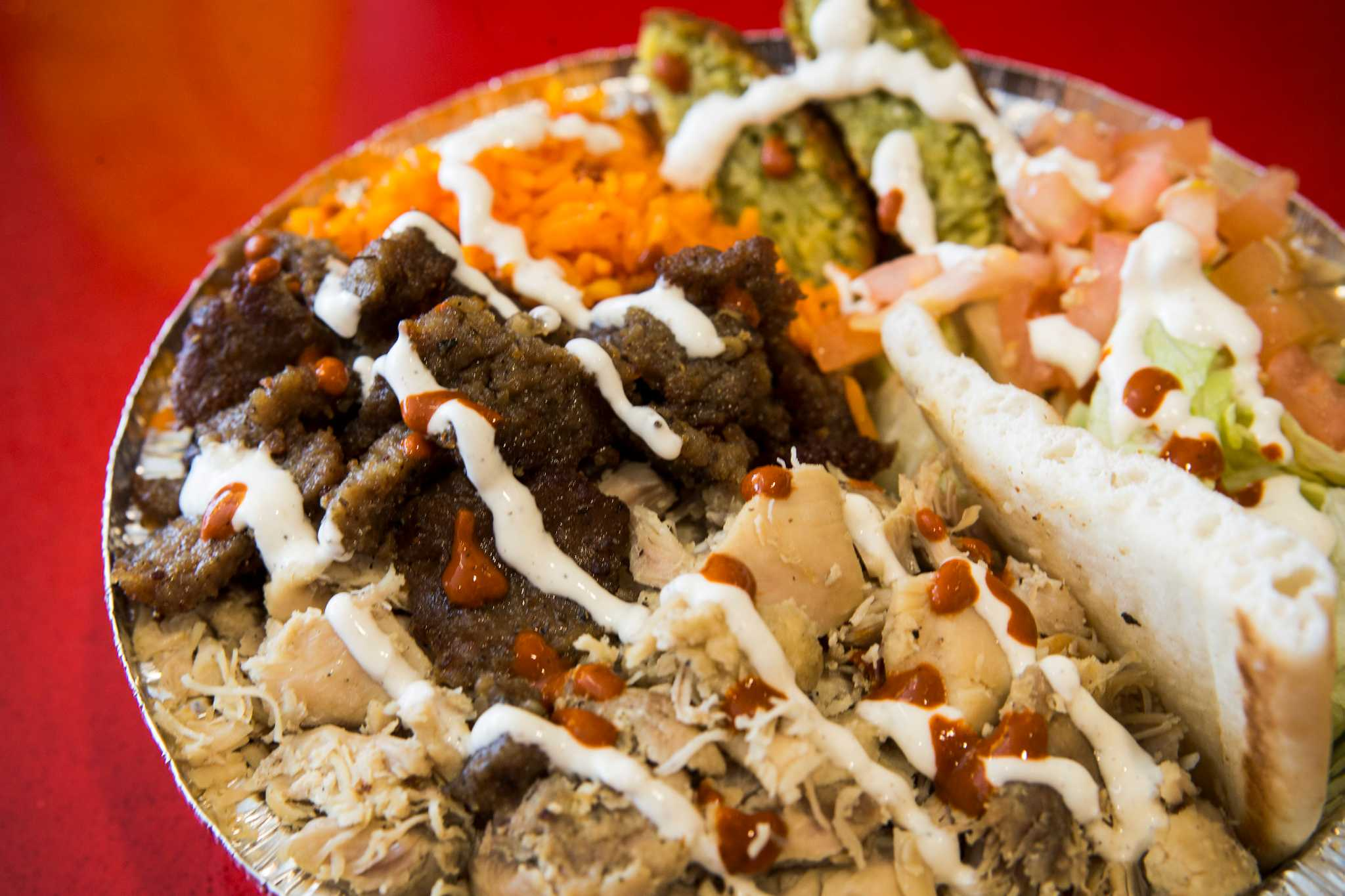 The Halal Guys is set for big opening  Houston Chronicle