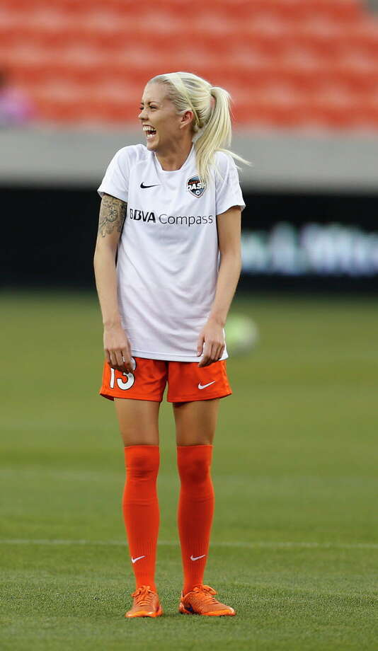 Dash lose lead settle for draw with Flash  Houston Chronicle