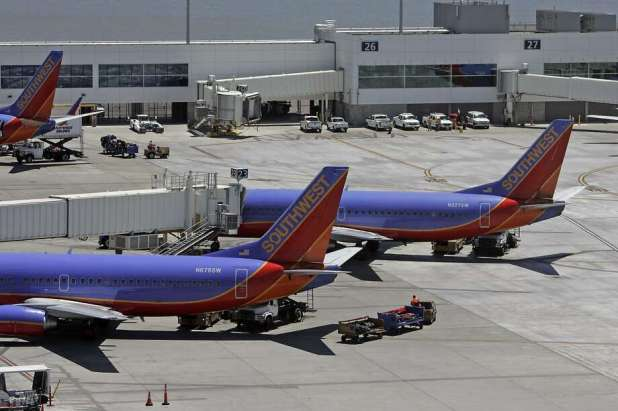 Southwest Airlines will launch nonstop routes to San Antonio, Orlando, Saint Paul, Minn. and Indianapolis from Oakland in July. Photo: Chris Stewart, SFC