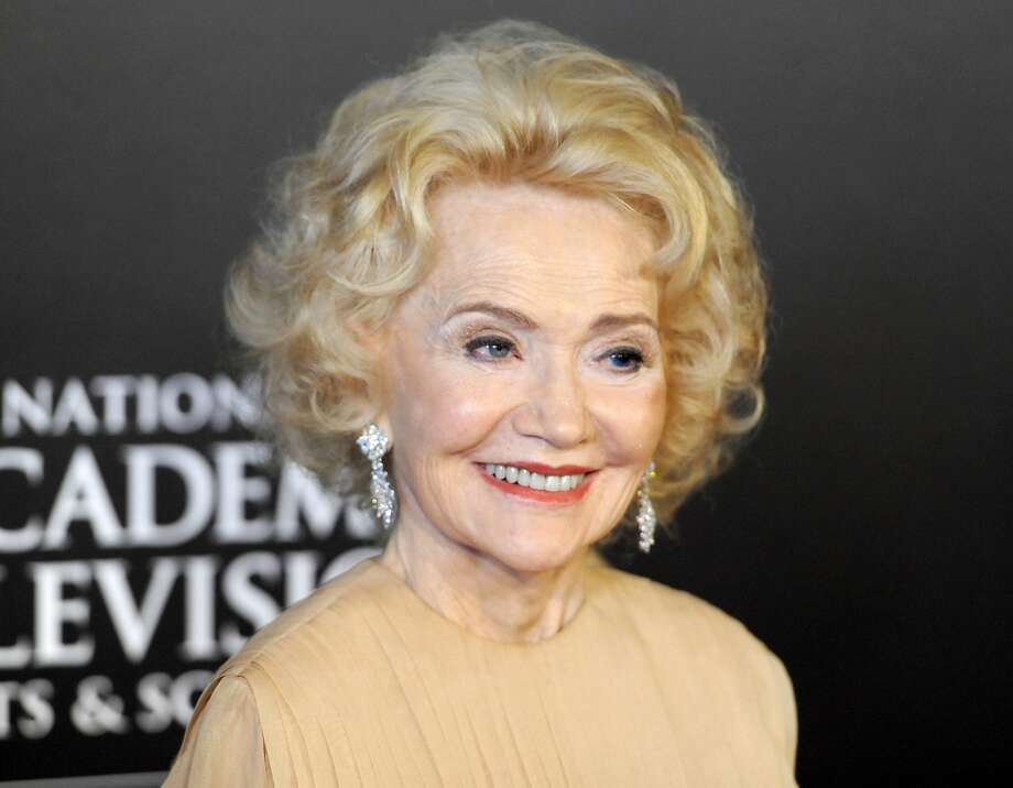 "Agnes Nixon arrives at the 2010 Daytime Emmy Awards in Las Vegas. Nixon created the popular soap operas ""One Life to Live"" and ""All My Children."" Photo: Chris Pizzello, Associated Press"