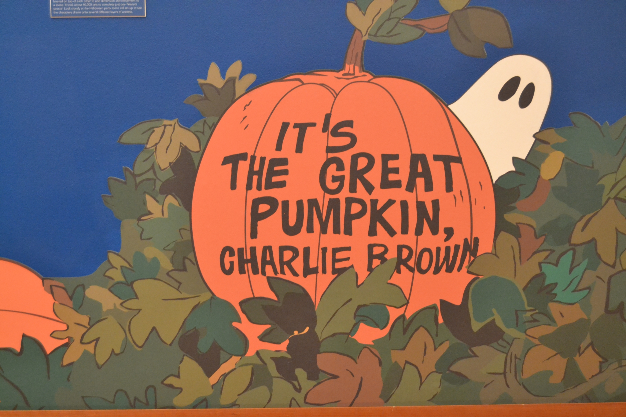 It S The Great Pumpkin Charlie Brown 50 Years Of
