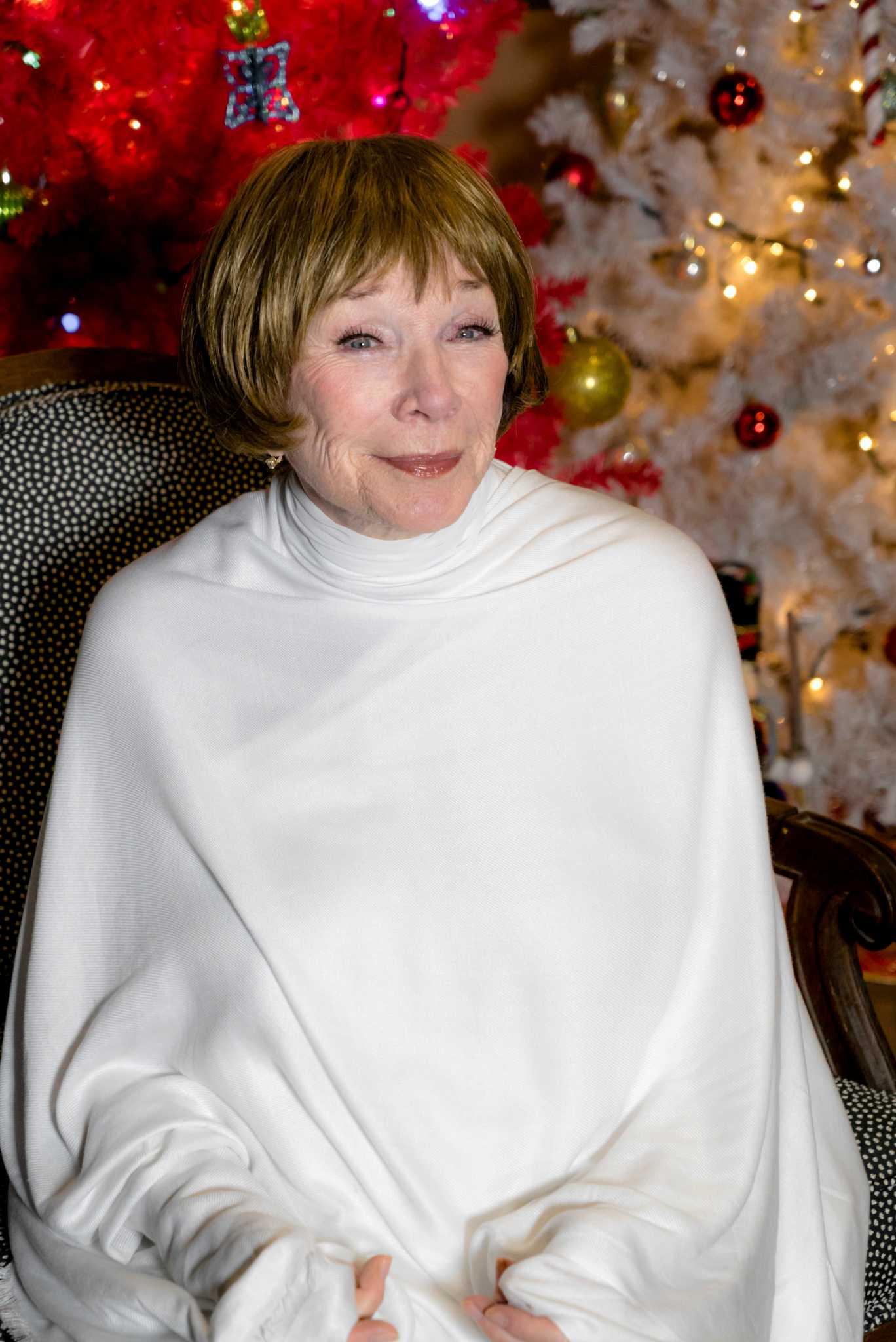 Shirley MacLaine is angelic in Heavenly Hallmark movie