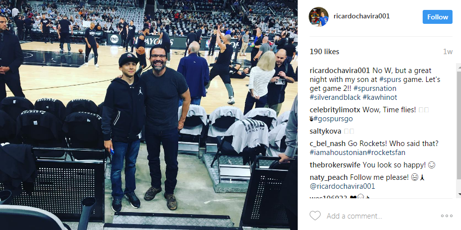 Celebrities share support for the Spurs during 2017 playoff push  San Antonio ExpressNews