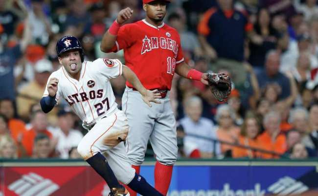 The Numbers And Eyes Don T Lie Jose Altuve For Mvp