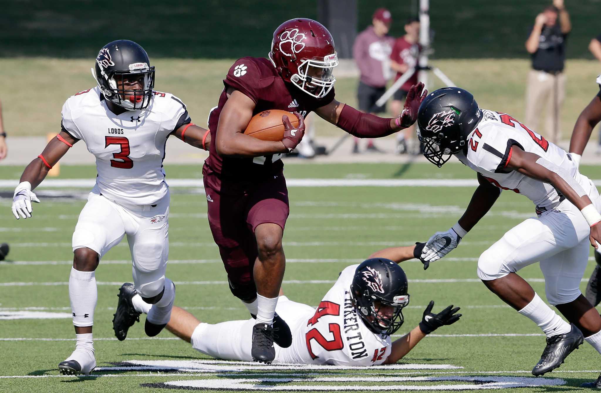 Postseason Houston S Top 100 High School Football