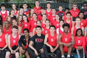 Friends Spring Track Team 2017