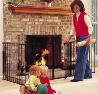 Cozy Up to a Family-Friendly Fireplace
