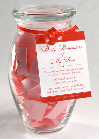 New Valentine's Day Gifts Provide Alternatives To