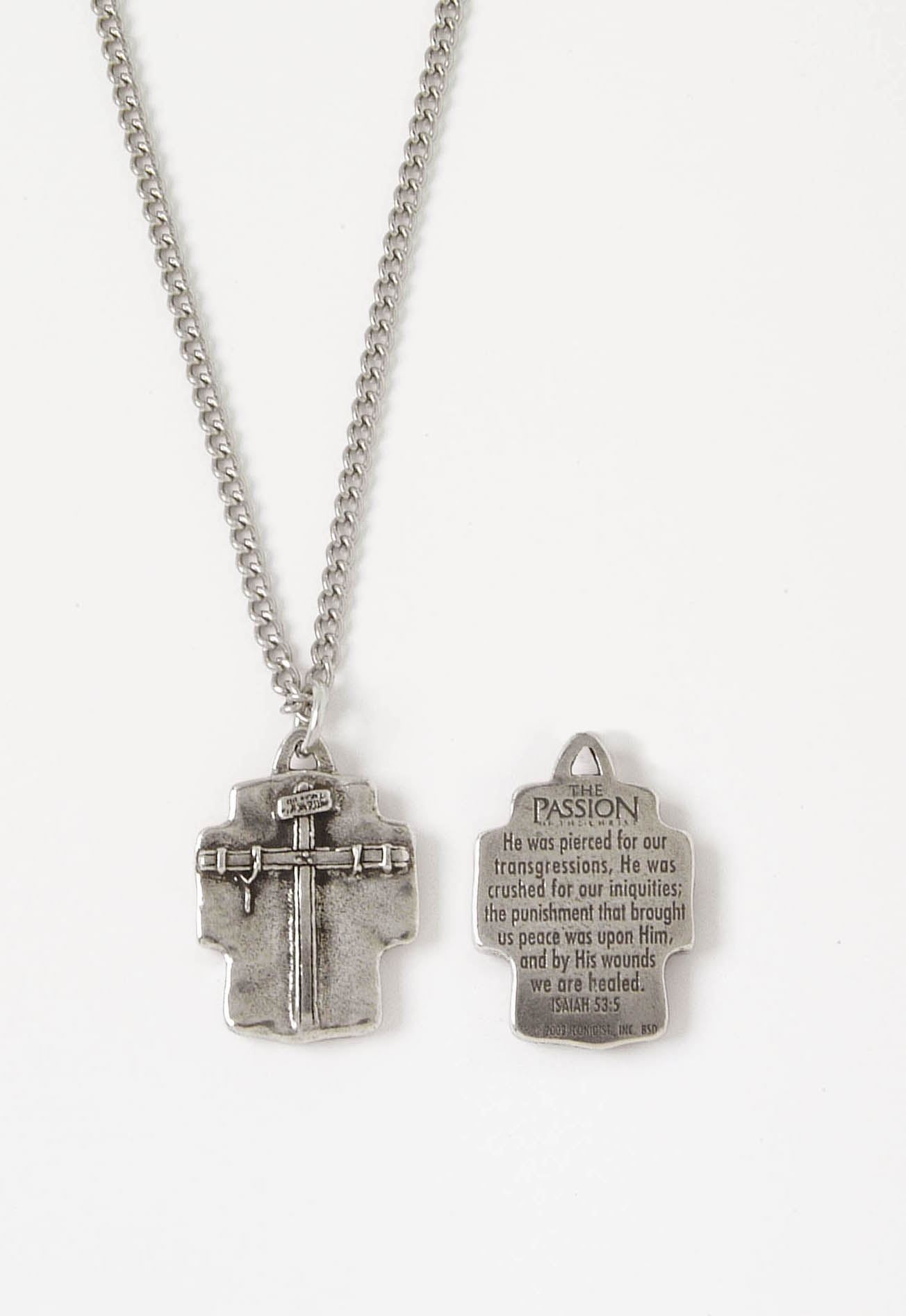 Kinder, Gentler Jewelry From The Passion of the Christ