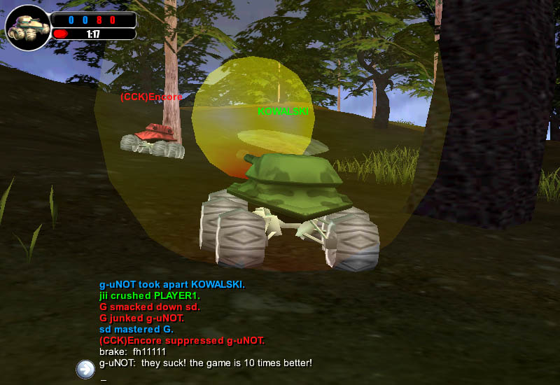 MaidMariancom Launches Multiplayer Tank Ball Game