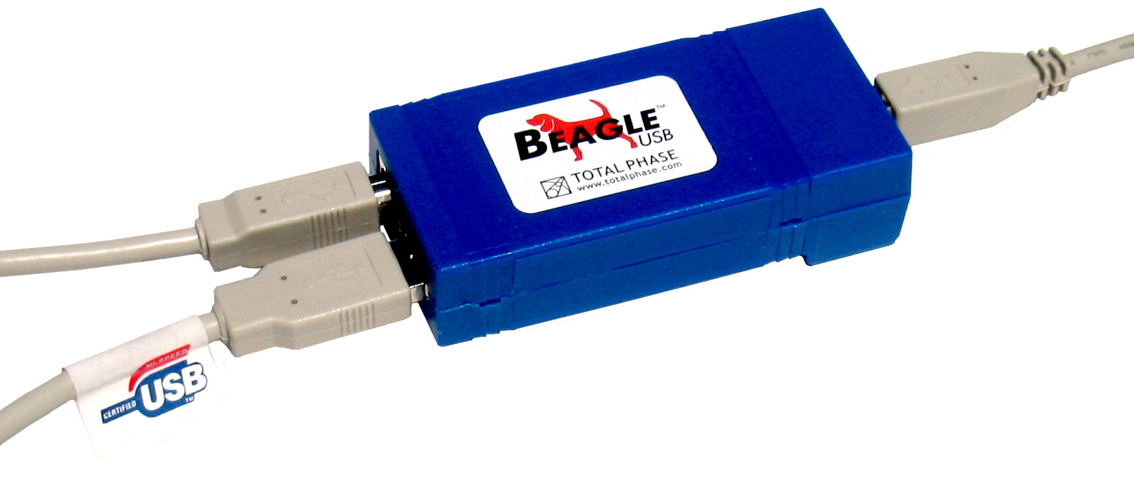 Total Phase Launches the Beagle USB Protocol Analyzer a