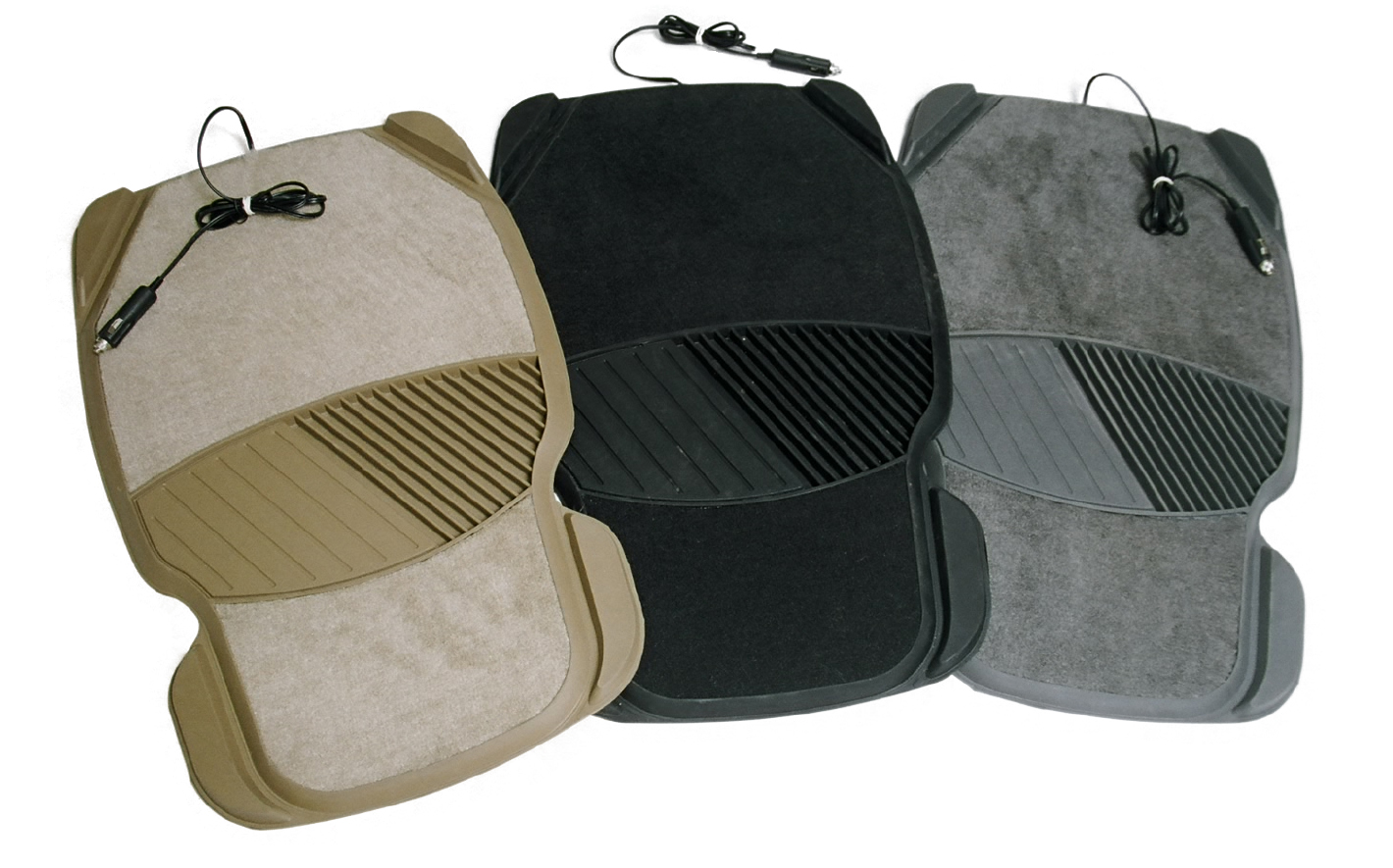 The Heated Car Mat from MartinsonNicholls Warms Feet and