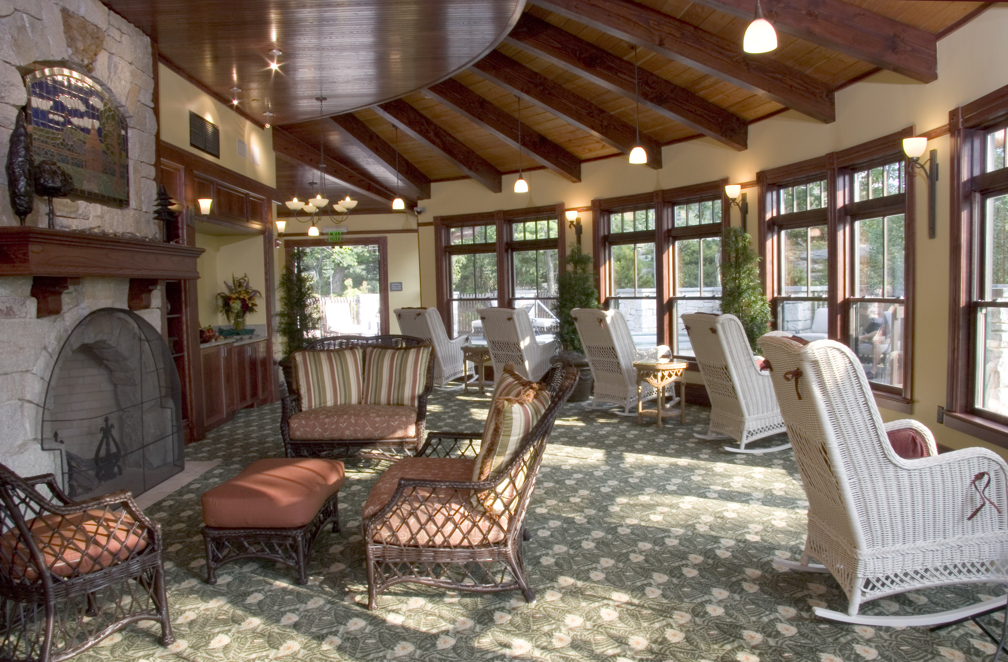 The Grand Opening of the Spa at Mohonk Mountain House New York USA A Review by Spa Index