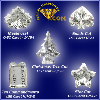 OneofaKind Diamonds  From a Christmas Tree to the Ten