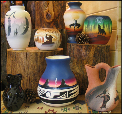 Native American Pottery Has Appeal Worldwide