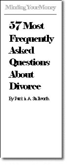 Divorce: 57 Most Frequently Asked Questions