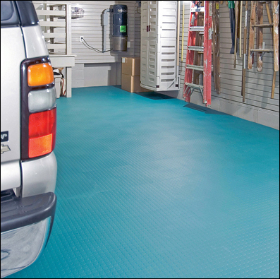 TuffSeal Garage Flooring Announced by Flooring Adventures