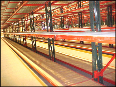 The Cantilever Rack Open Web System The Key To Efficient