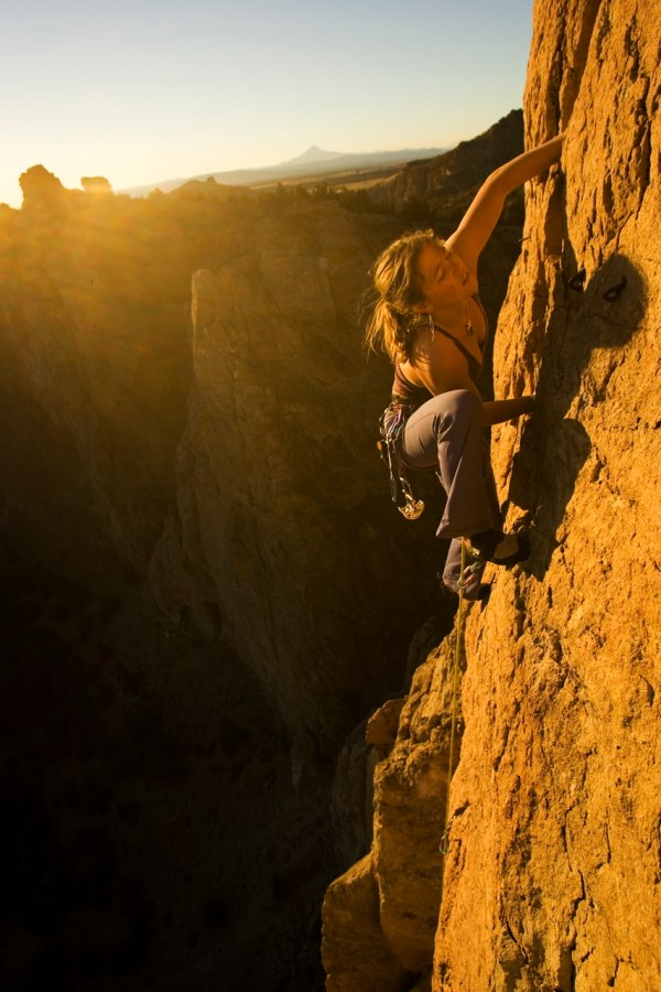 Katie Brown Climber