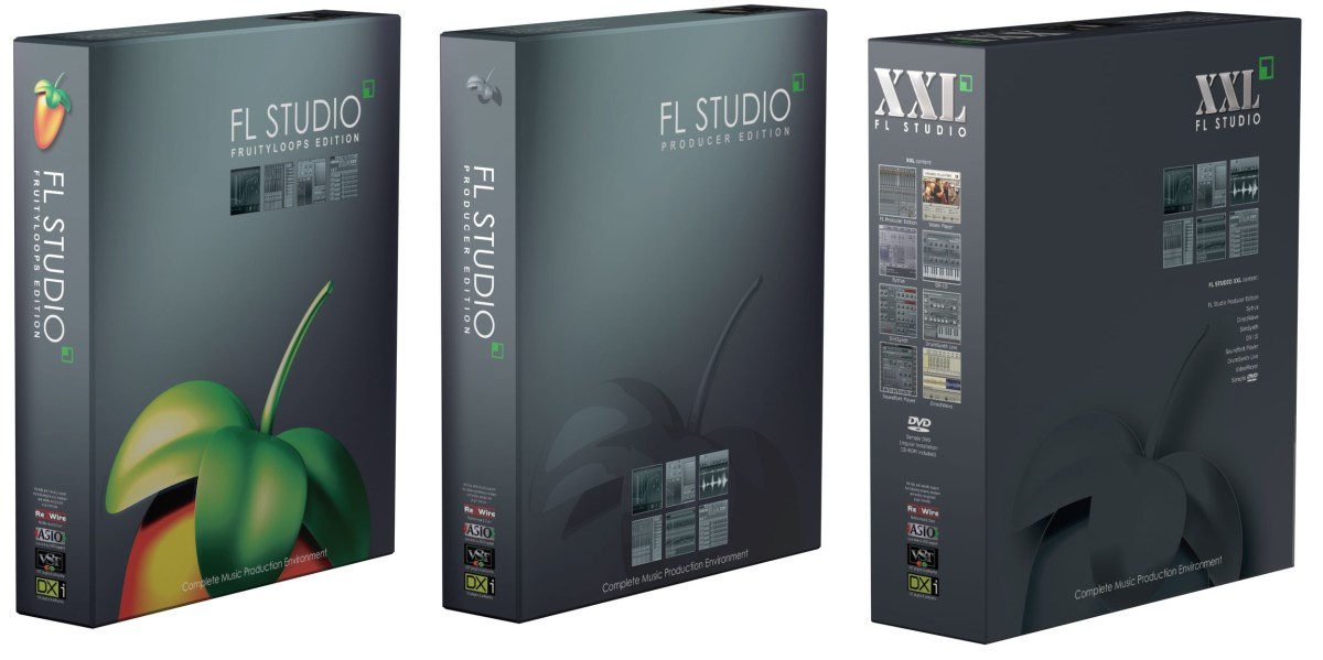 Image result for fl studio box