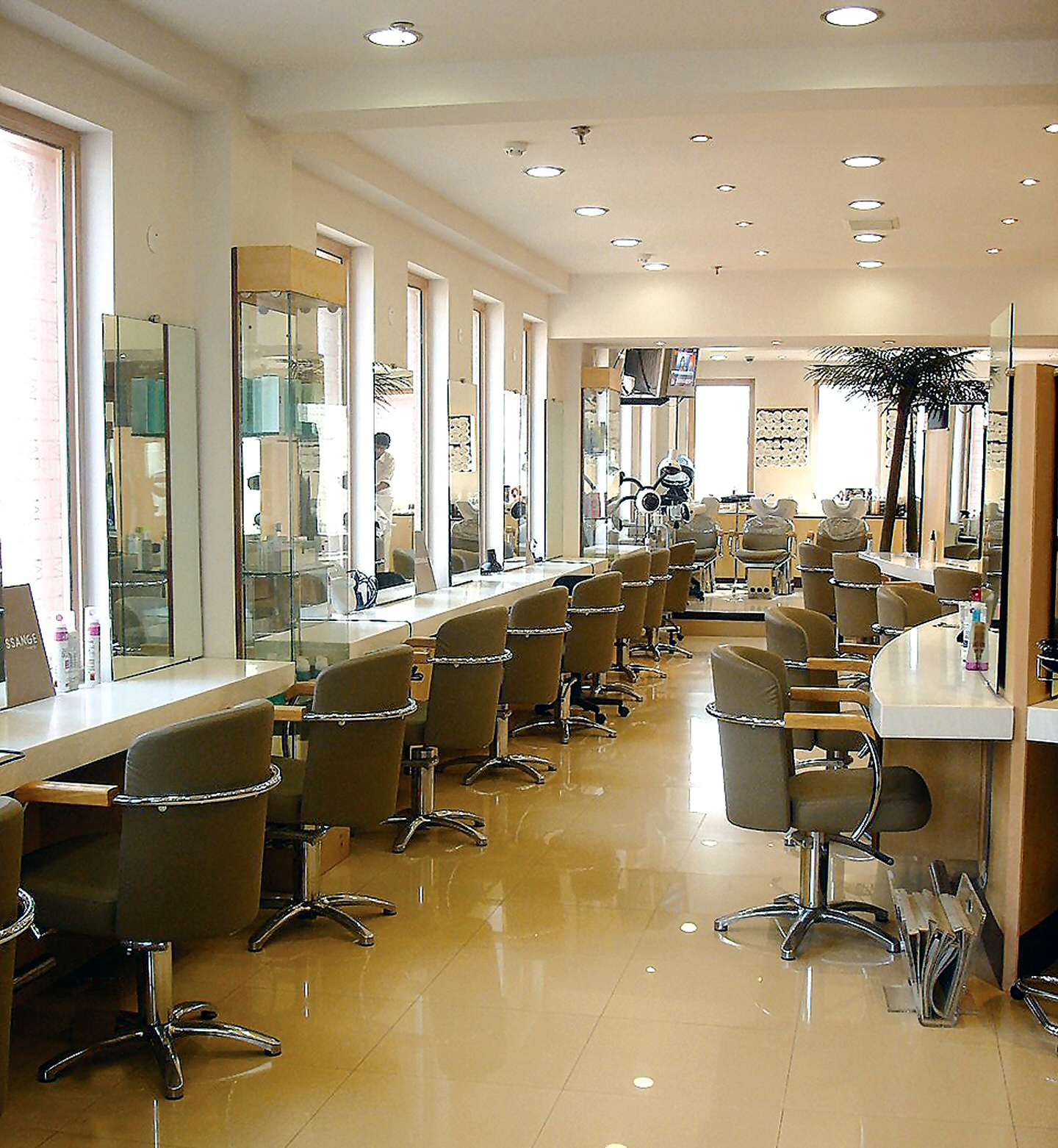 The Harrods Of Hairdressing And Beauty Salons To Enter UK