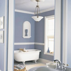 Pictures Of Chair Rails In Bathrooms Purple Makeup Vanity Polyurethane Molding When Time Is Money