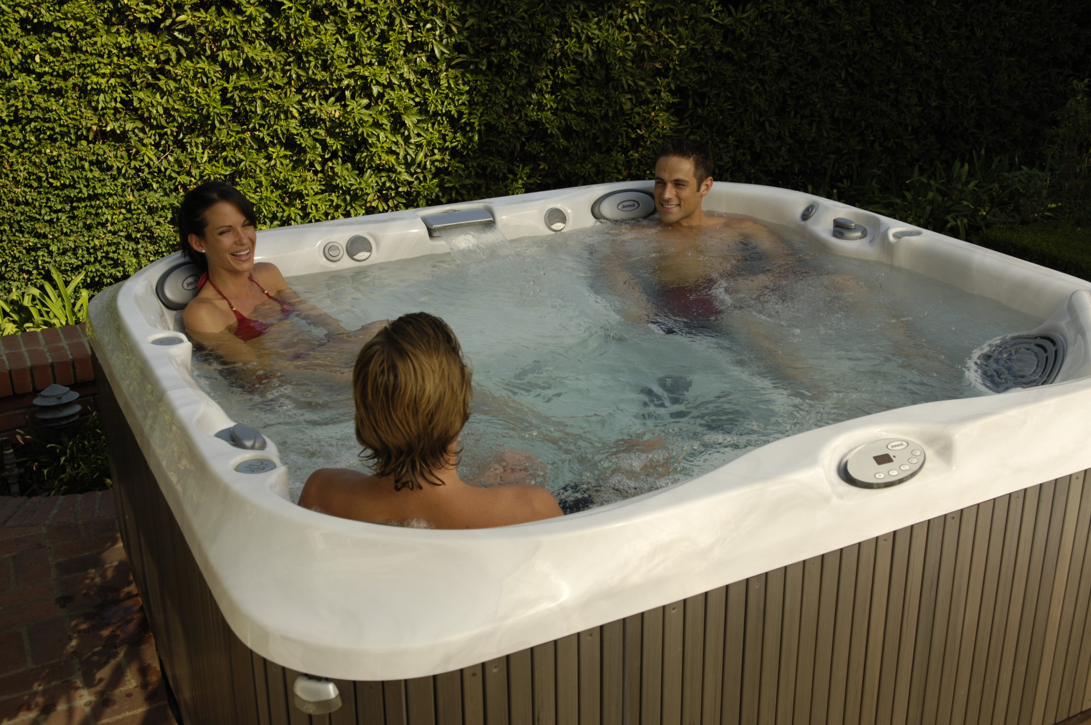 Cool Summer Nights Perfect For Hot Tub Entertaining