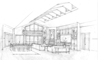 Bocetos De Casas Modernas Dibujos Novocom top