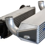 Bmw 335i E90 92 93 Horsepower Increased With Bolt On Front Mount Intercooler Upgrade Released By Spearco