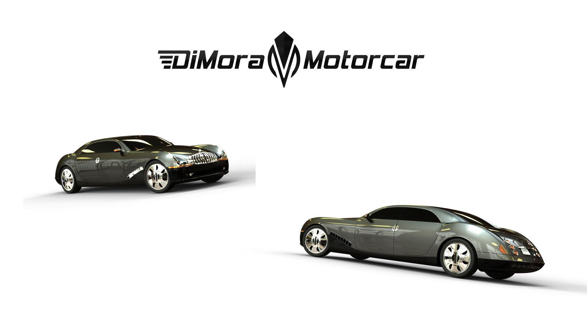 Brembo Brakes to Stop DiMora's 1200-Horsepower Motorcar
