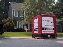 American Red Cross And Smartbox Portable Storage Form