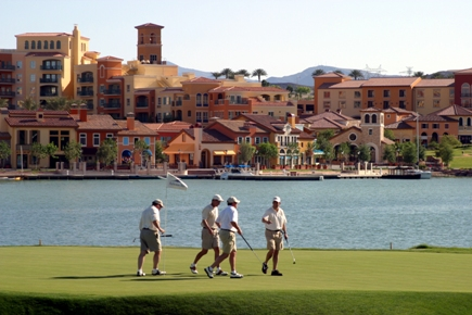 Elegant New Space for Lake Las Vegas Events Now Open