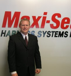 tim barnett new general manager at maxi seal harness systems inc jpg file  [ 2560 x 1920 Pixel ]