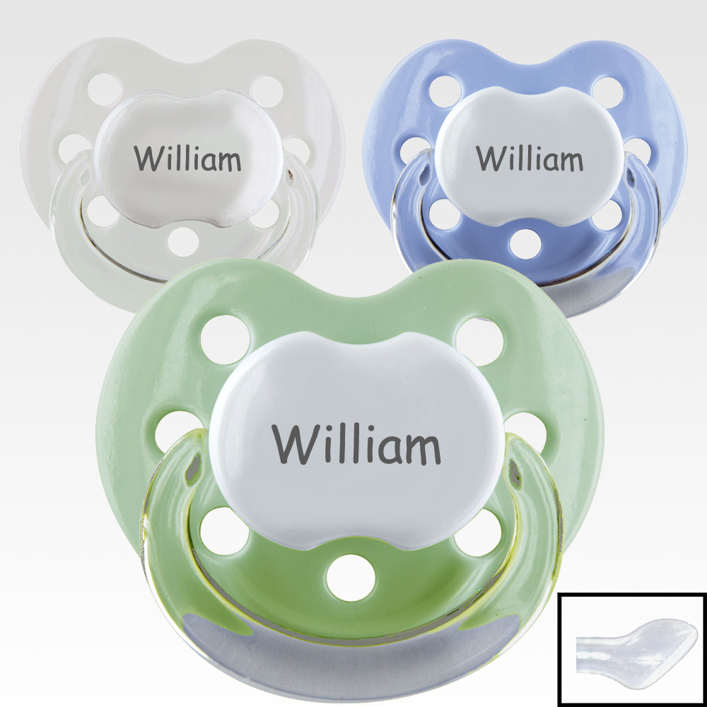 MyPacifiercom Inventor of Personalized Pacifiers is