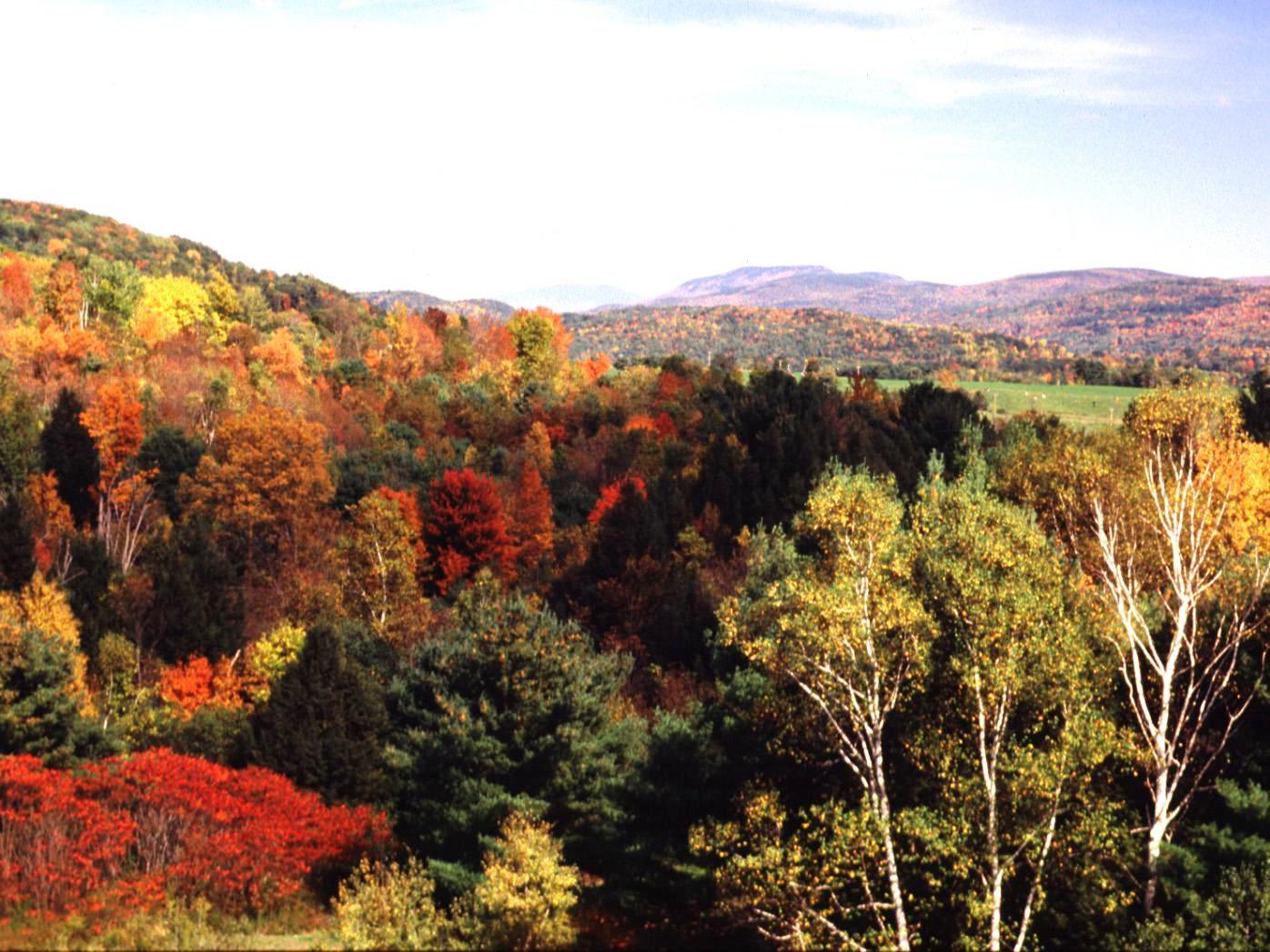 Fall Vermont Wallpaper Appalachian Trail Adventures Hiking Spa Announces Opening