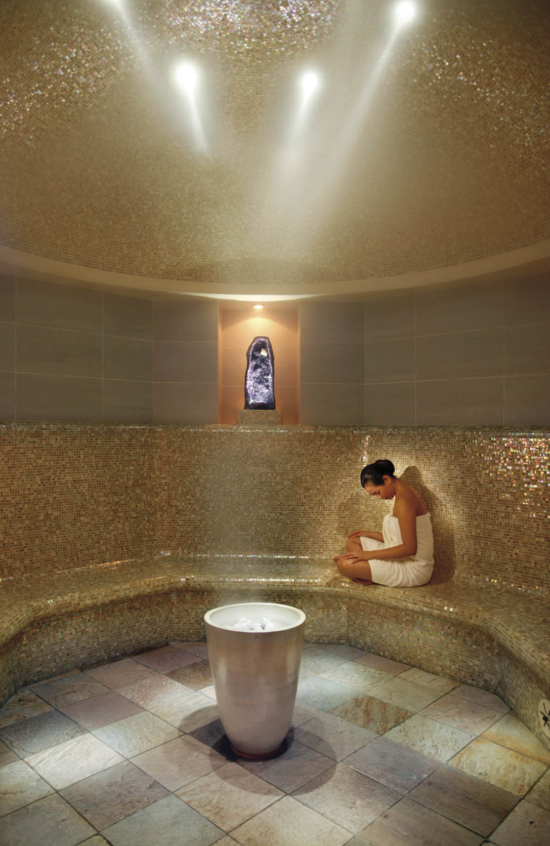 The 5 Star Spa at Mandarin Oriental New York Launches