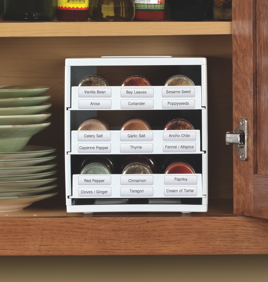 Tough Times Call for WellStocked Pantry and Spice Rack