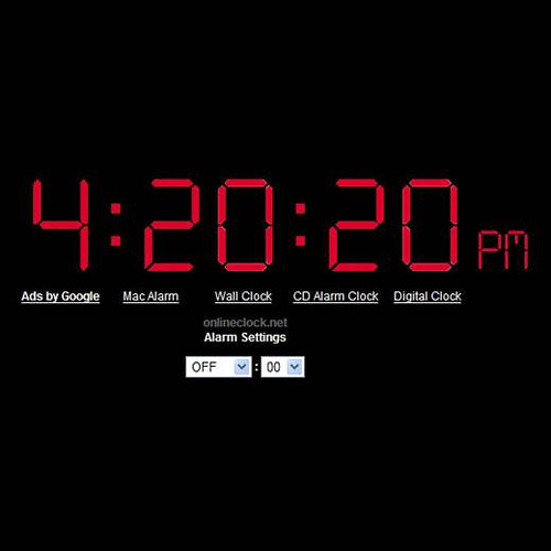OnlineClock.net Releases Minute Timer