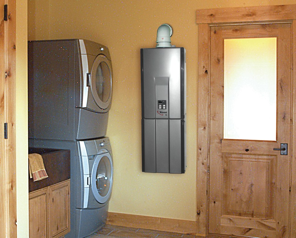 Rinnai Condensing Tankless Water Heaters Now At Berkeys Up To 97 Efficient