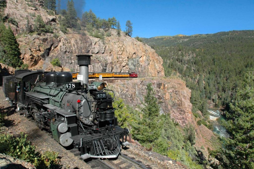 Fall In Chicago Wallpaper Durango Amp Silverton Narrow Gauge Railroad Named One Of