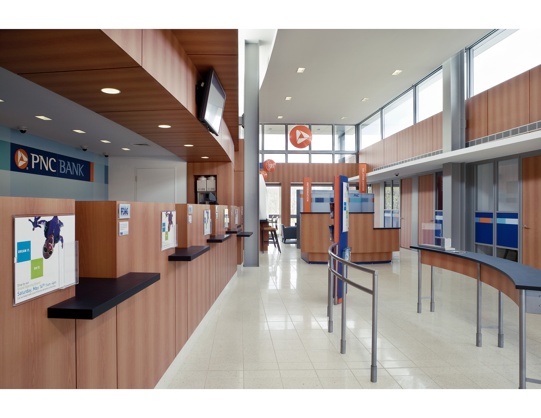 USGBC Certifies 11 More PNC Bank Green Branch Locations
