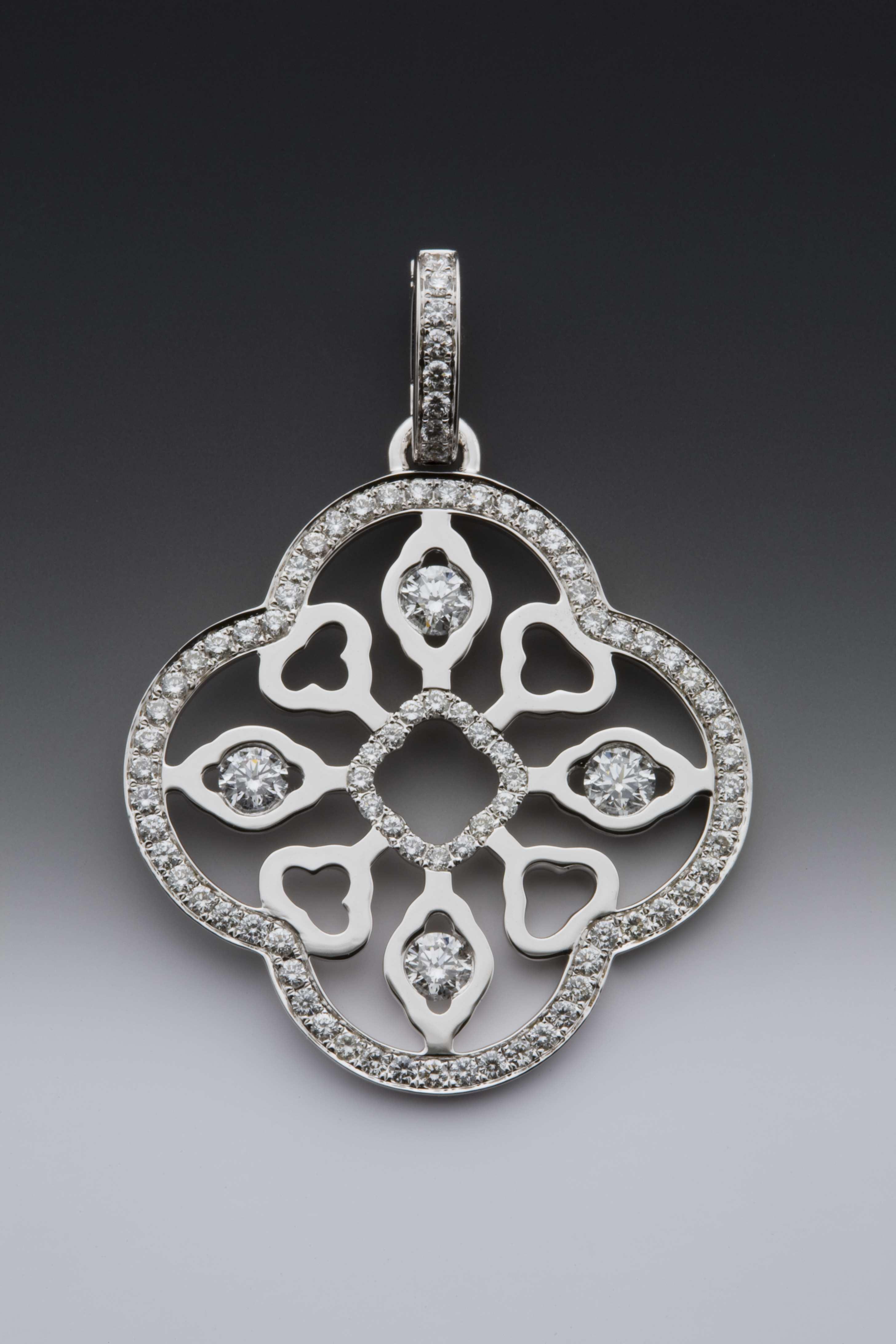 Bernadine Design Co Launches Lattice Jewelry Collection
