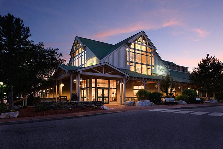 LLBean Announces New Home Store Grand Opening September 12 Freeport Maine