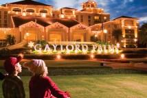 Gaylord Hotels Promotes Holiday 'grandtravel' - Make