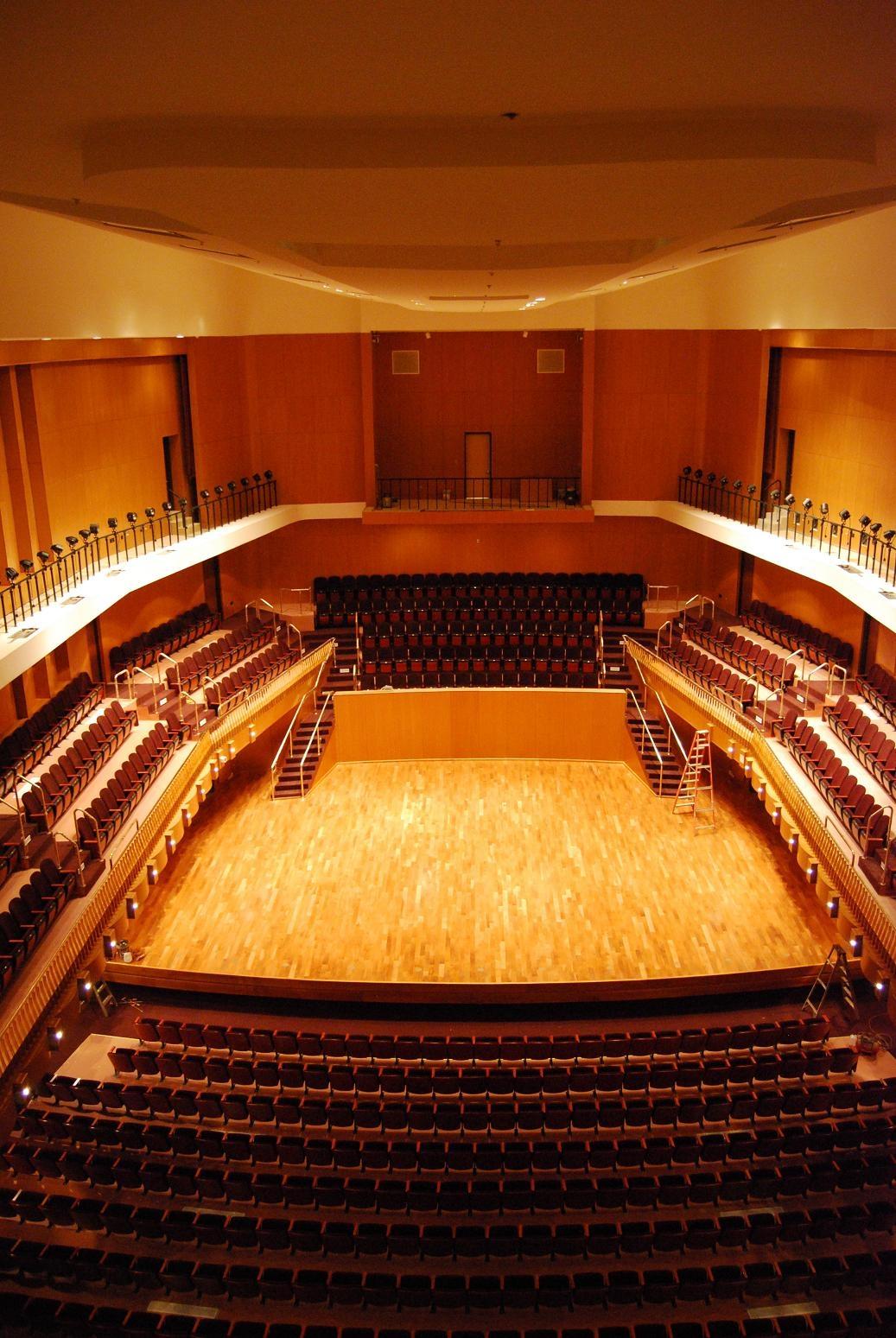 Acentechs Studio A Unveils Acoustics for Puerto Ricos BrandNew Sala Sinfonica Pablo Casals