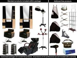 Salon Equipment Packages on Sale Now at JTE System