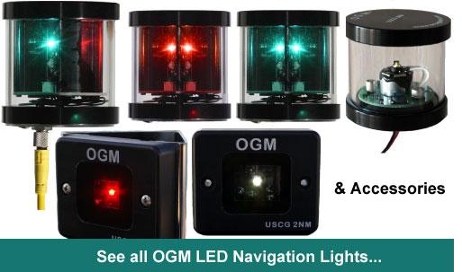 Led Marine Lights Green